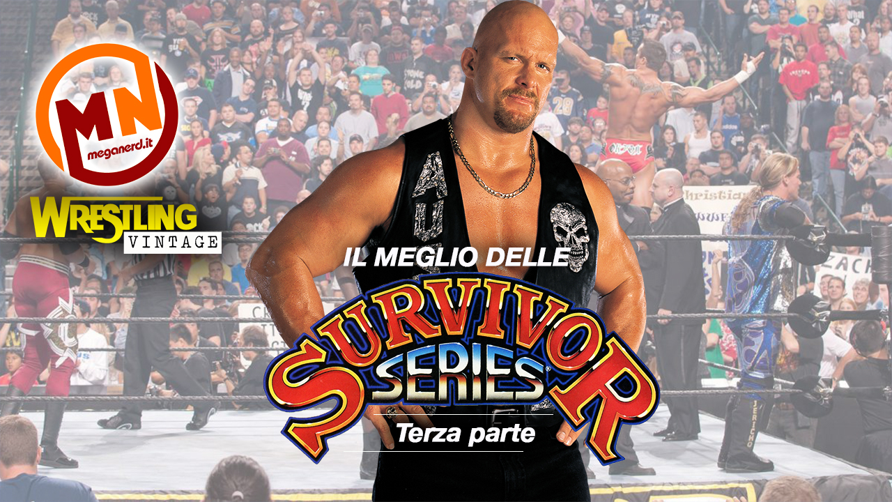 """Survivor Series – Il meglio degli """"Elimination Match"""" (terza parte)"""