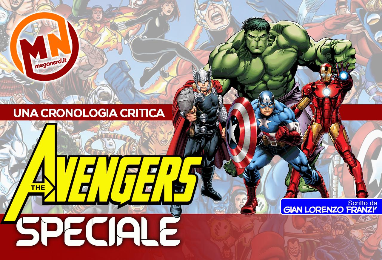 Avengers – Una cronologia critica