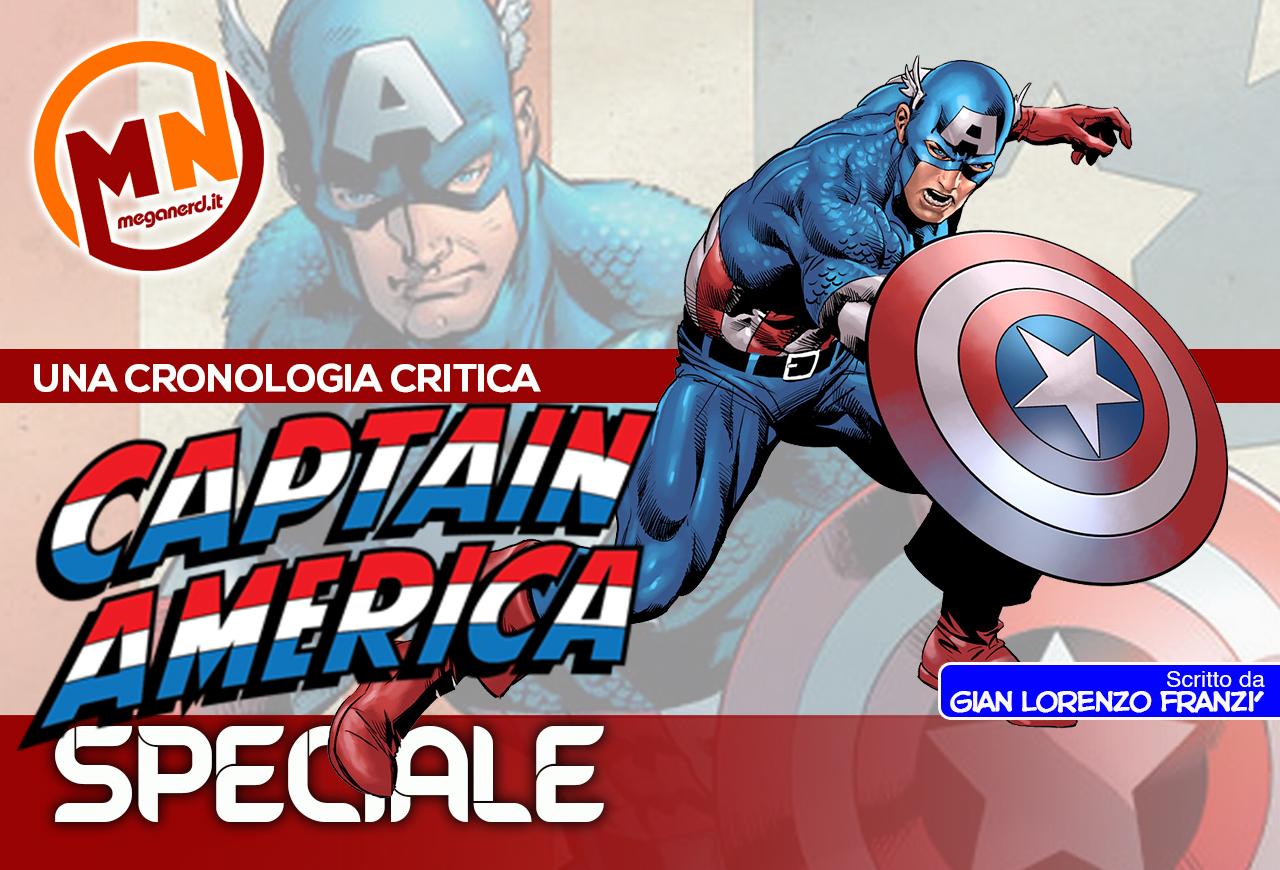 Capitan America – Una cronologia critica