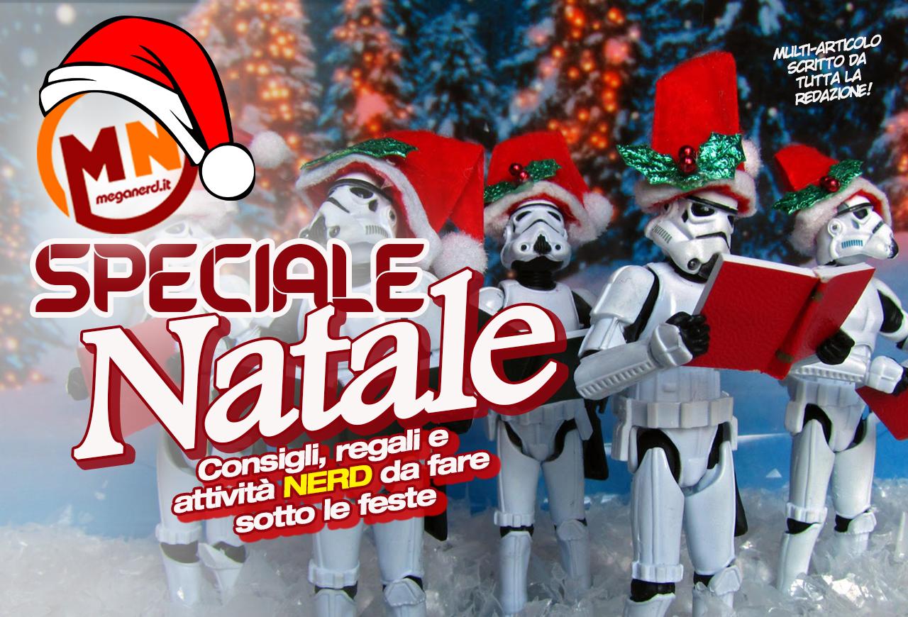 Speciale Natale 2020 – Regali e attività NERD da fare sotto le feste!