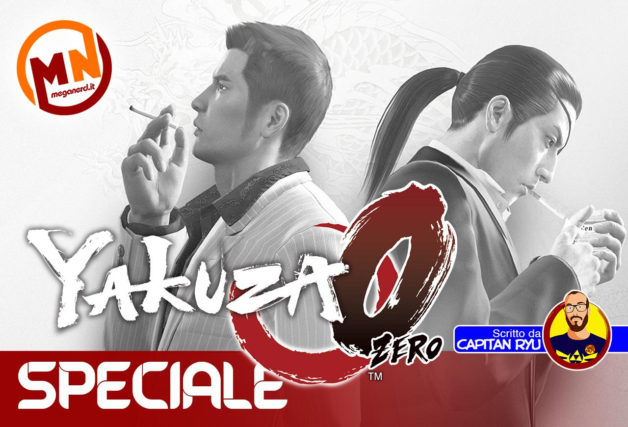 Yakuza 0 – La nascita della tigre e del dragone