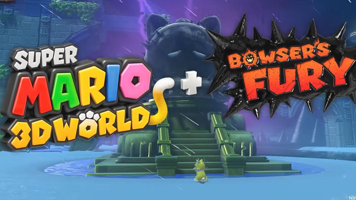 Super Mario 3D World + Bowser's Fury – Ecco il nuovo trailer