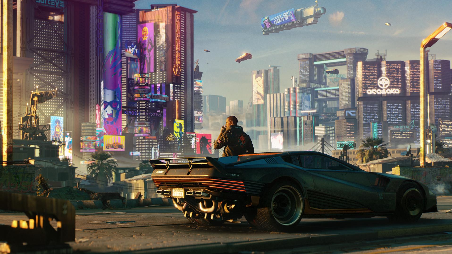 Cyberpunk 2077 – Rivelate le informazioni sul Multiplayer