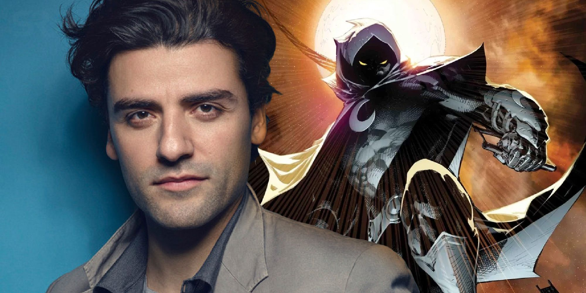 Moon Knight – Oscar Isaac è ufficialmente Marc Spector