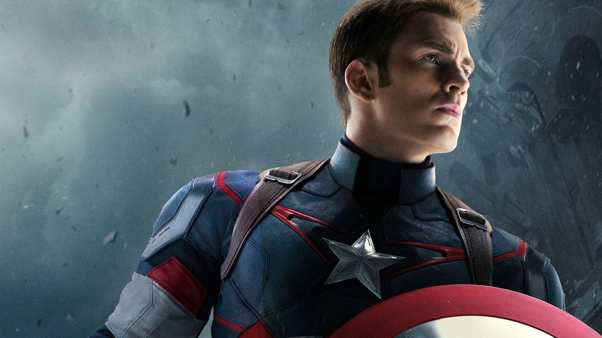 Chris Evans pronto a tornare nei panni di Capitan America