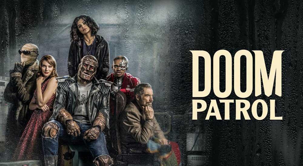 Doom Patrol – In produzione la terza stagione della serie TV