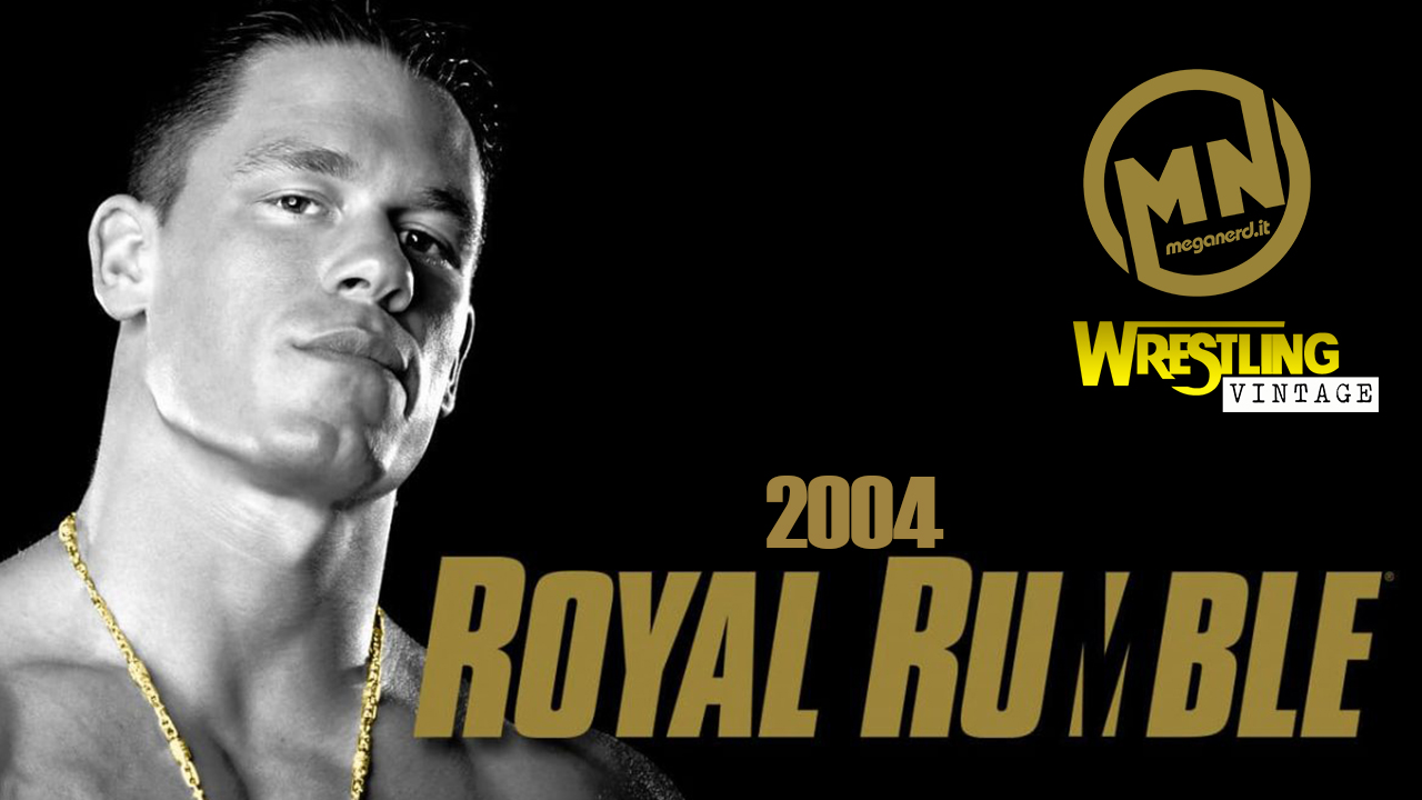 "La seconda ""Età dell'Oro"" – La Royal Rumble del 2004 (parte 1)"