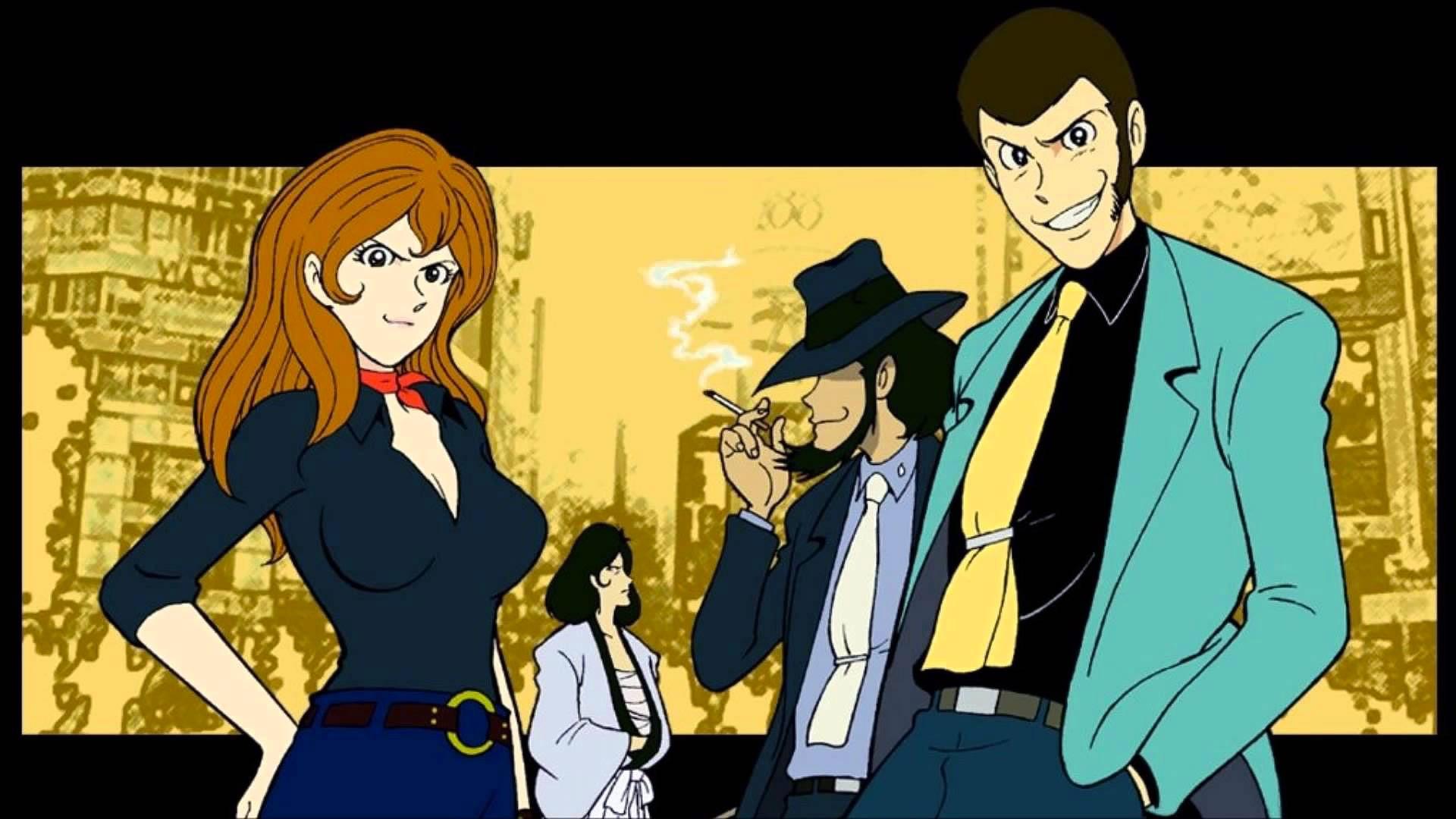 Lupin The 3rd – La prima serie è su Amazon Prime Video