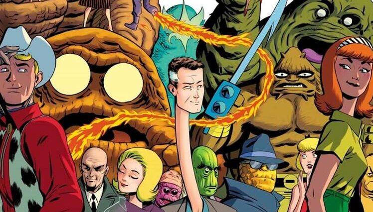 Marvel Omnibus – Annunciato il volume 'August 1961'