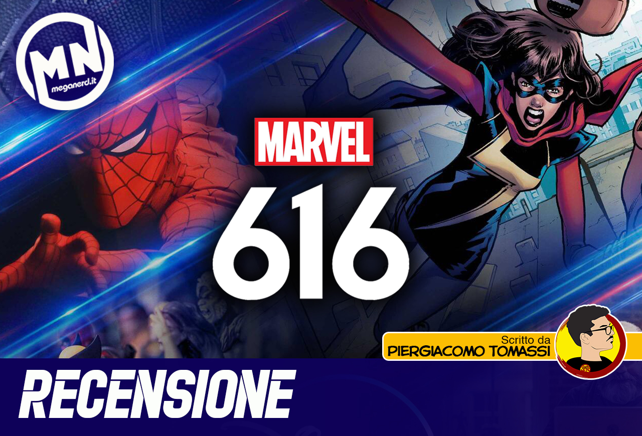 Marvel's 616 – Com'è la docuserie presente su Disney+