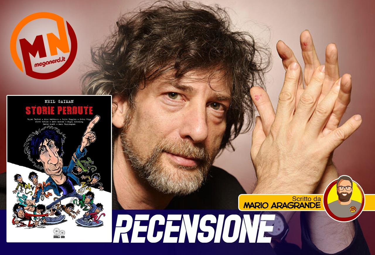 Neil Gaiman: Storie Perdute- L' esordio nel mondo dei comics di un mito