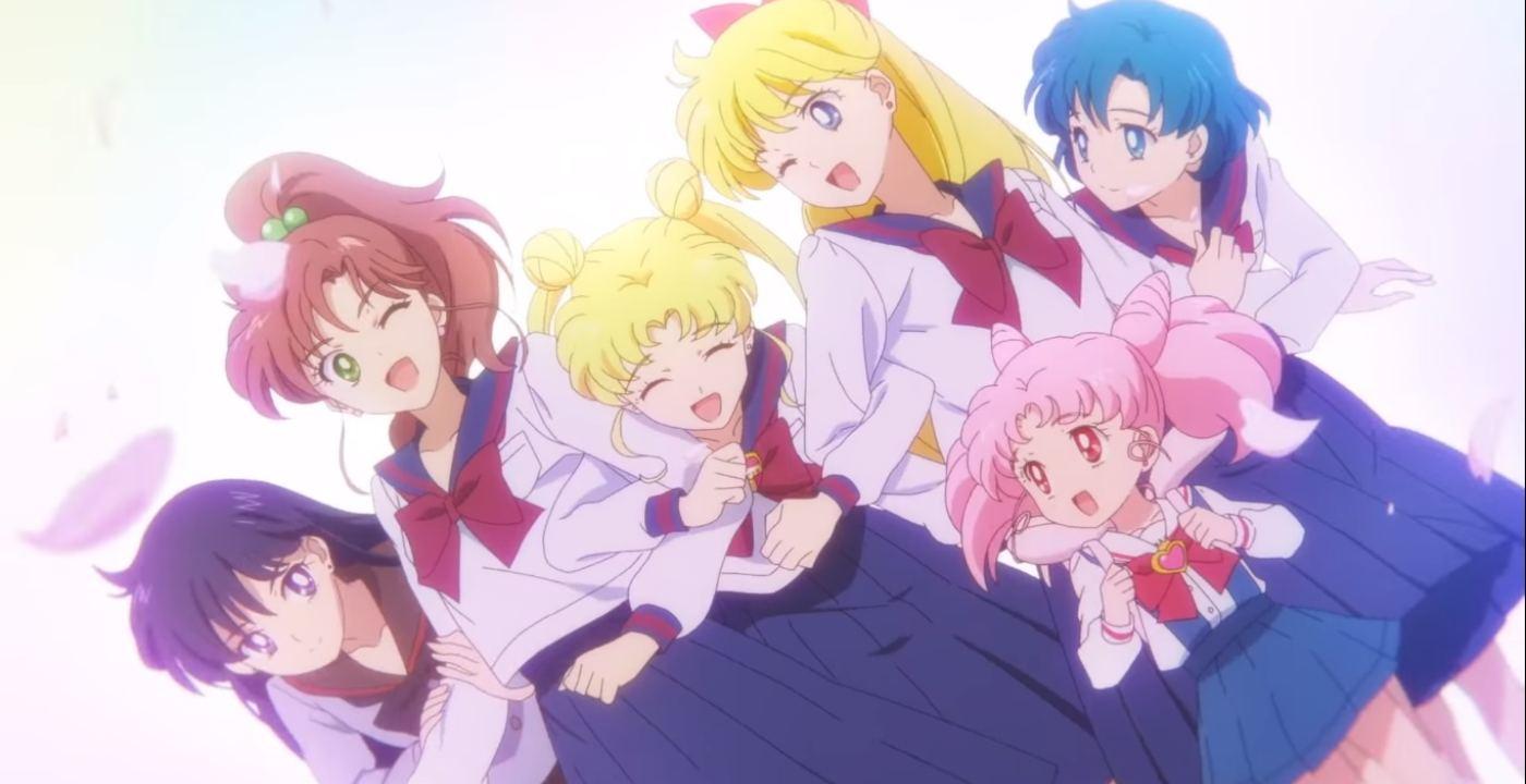 Sailor Moon Eternal -Il trailer della seconda parte in uscita a febbraio