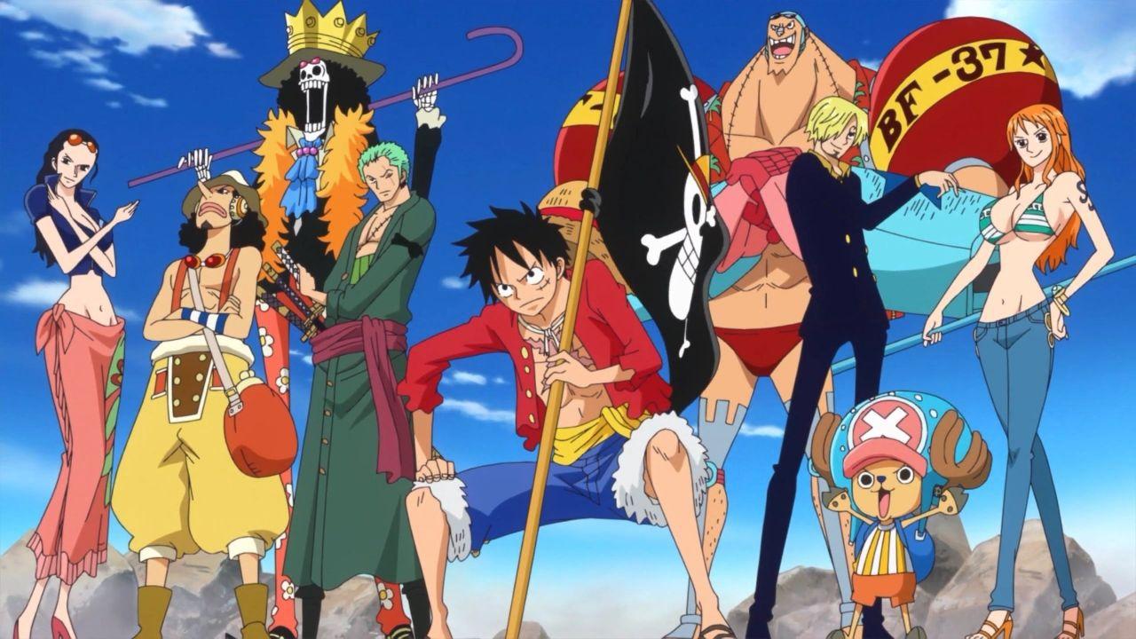 One Piece – Il commovente spot per festeggiare i 1000 capitoli