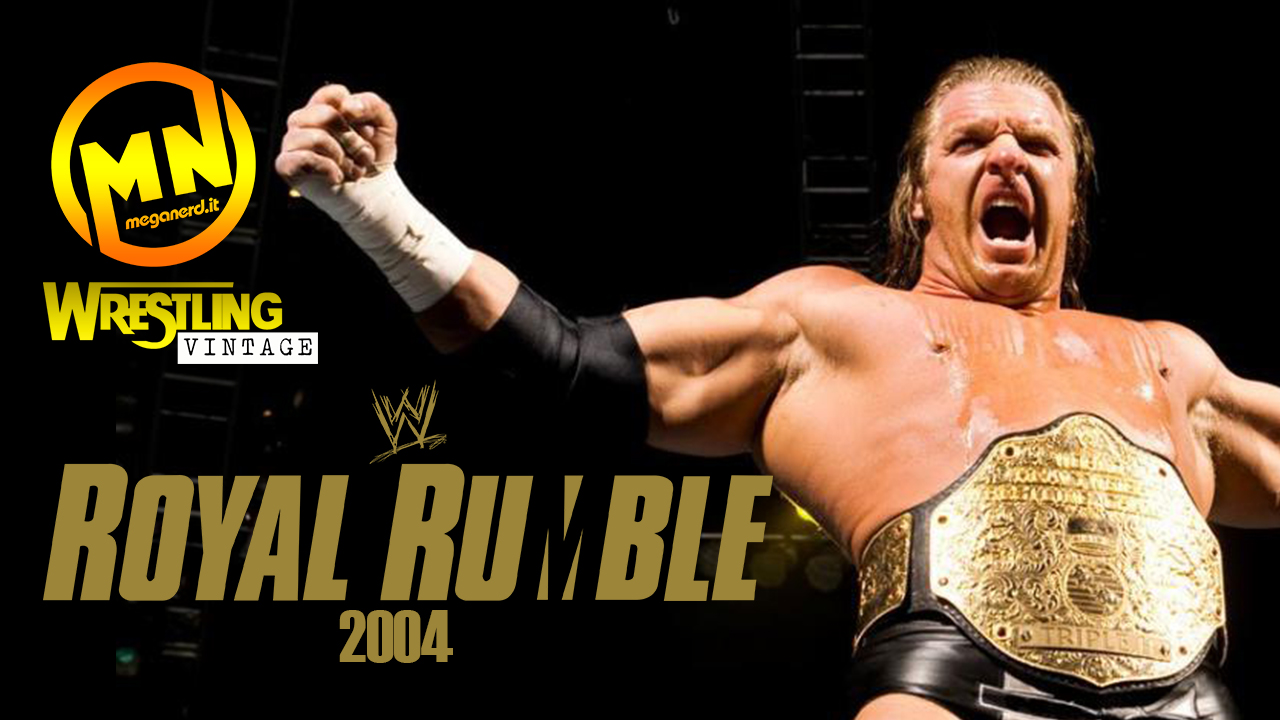 "La seconda ""Età dell'Oro"" – La Royal Rumble del 2004 (parte 2)"