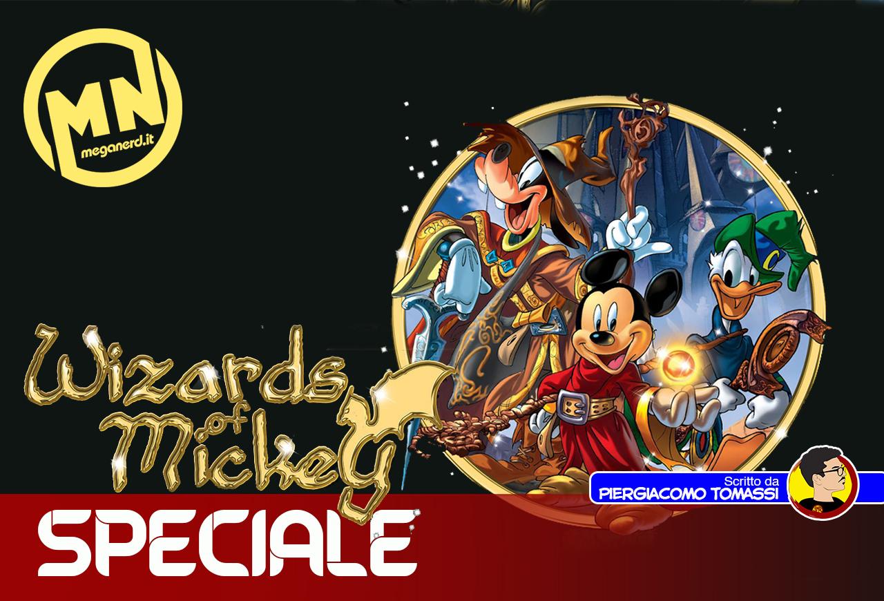 Wizards of Mickey – I maghi, gli eroi, le leggende