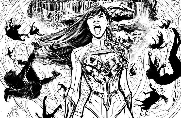 Wonder Girl – Svelati i primi dettagli sul fumetto con Yara Flor