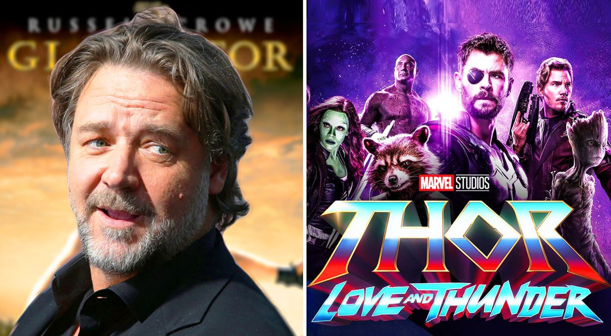 Thor: Love and Thunder – Russell Crowe si unisce al cast