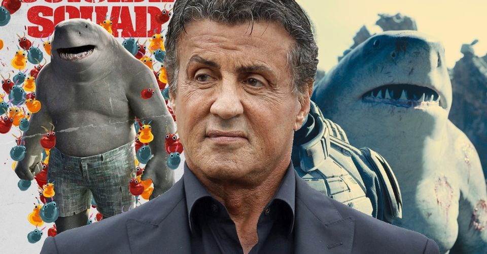 The Suicide Squad – Sylvester Stallone è King Shark