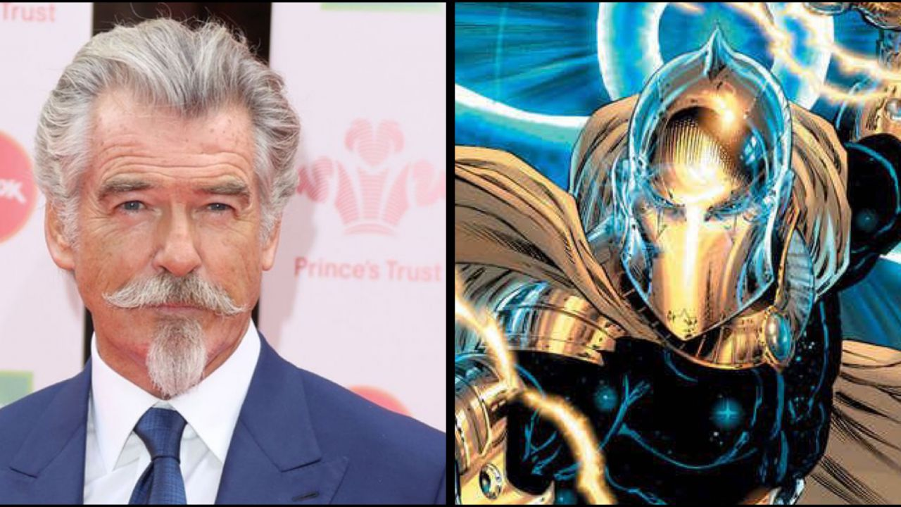 Black Adam – Pierce Brosnan sarà il Dr. Fate