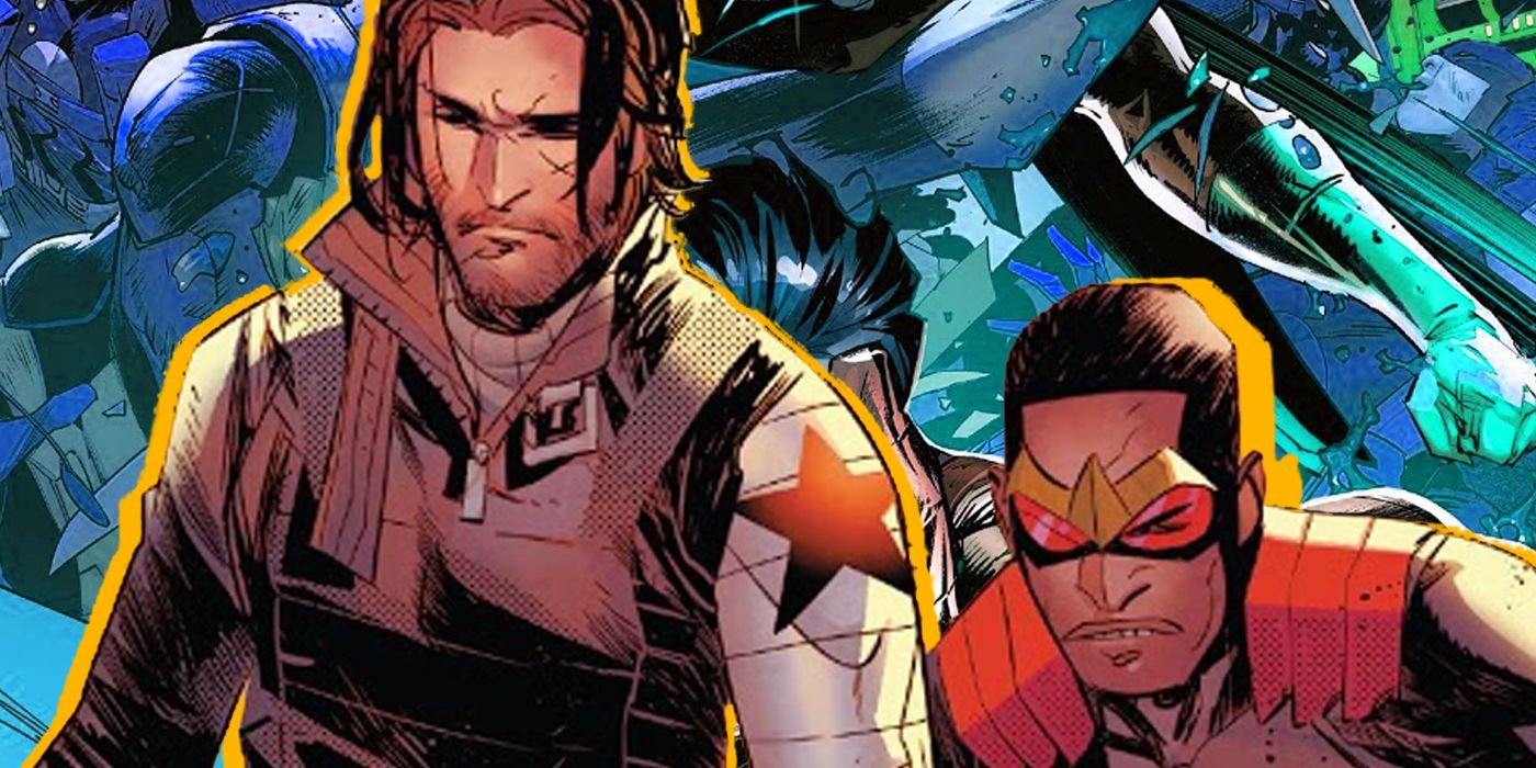 The Falcon and The Winter Soldier – Ecco i fumetti per accompagnare la serie TV