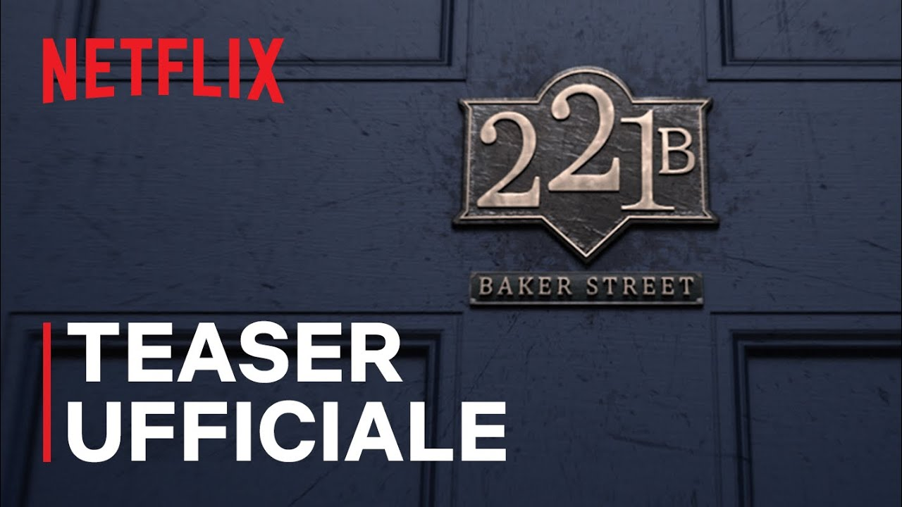 Gli Irregolari di Baker Street – Teaser della serie sovrannaturale Netflix