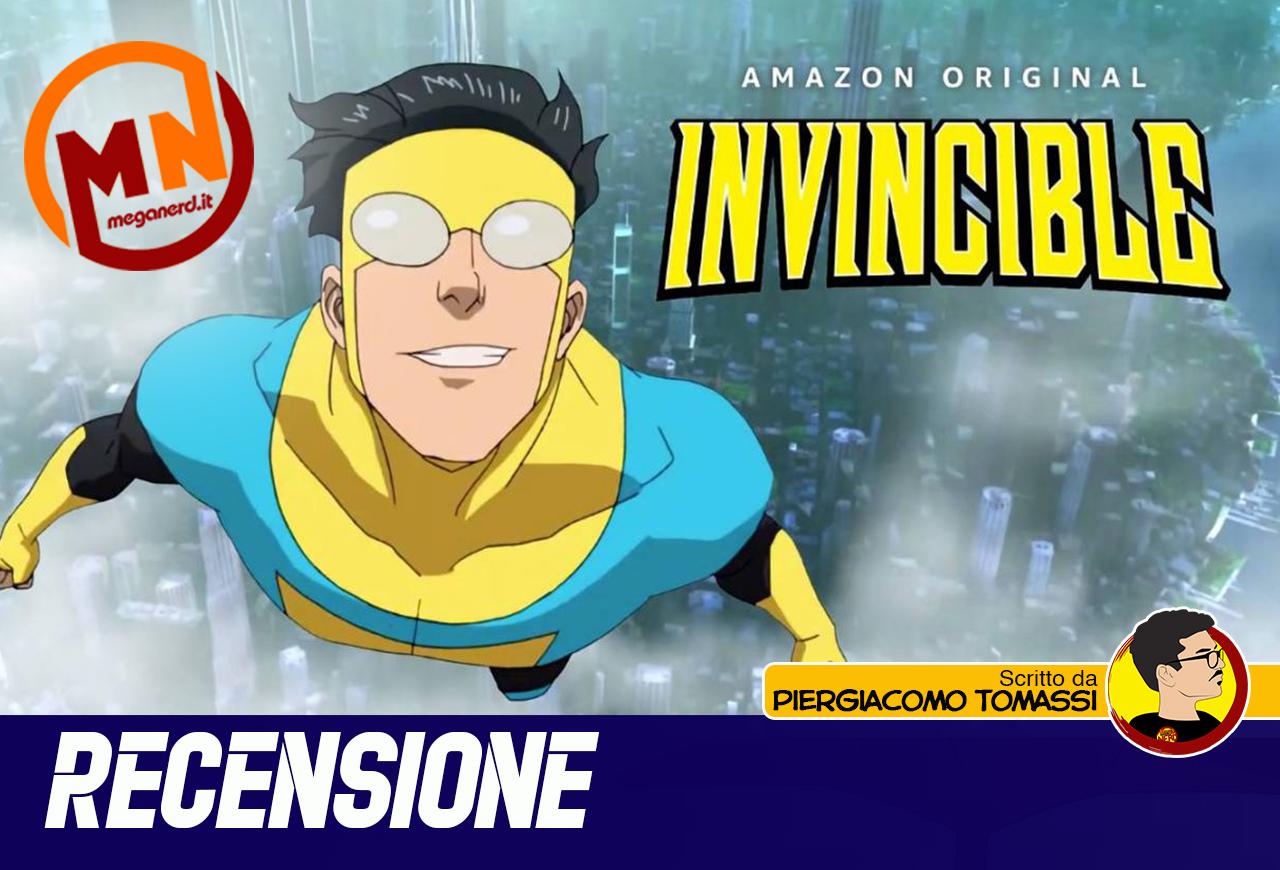Invincible – Prime impressioni sull'inizio della serie animata