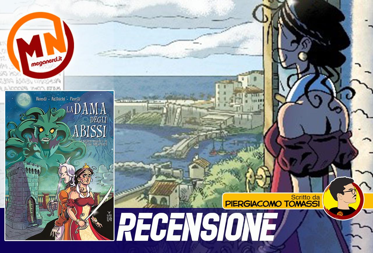 La Dama degli Abissi – La storia segreta di Elisa Bonaparte