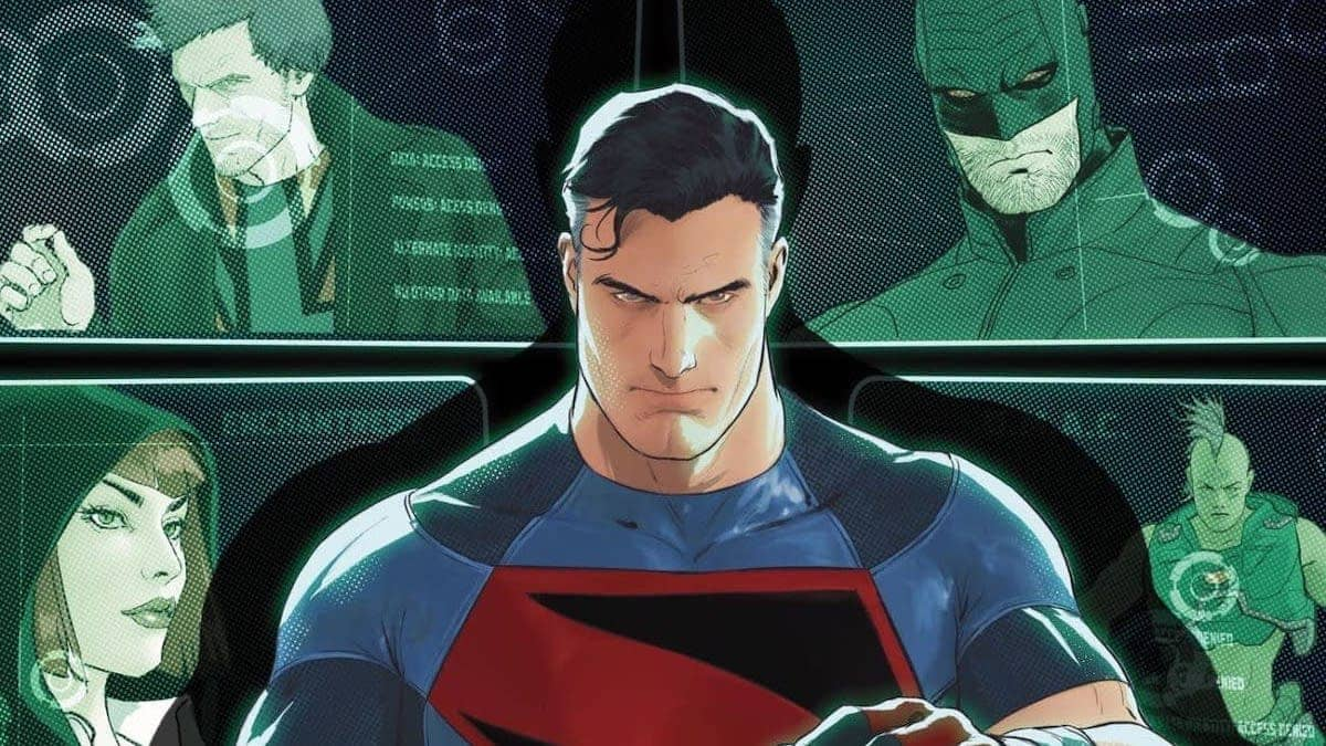 Grant Morrison scriverà la serie Superman and The Authority