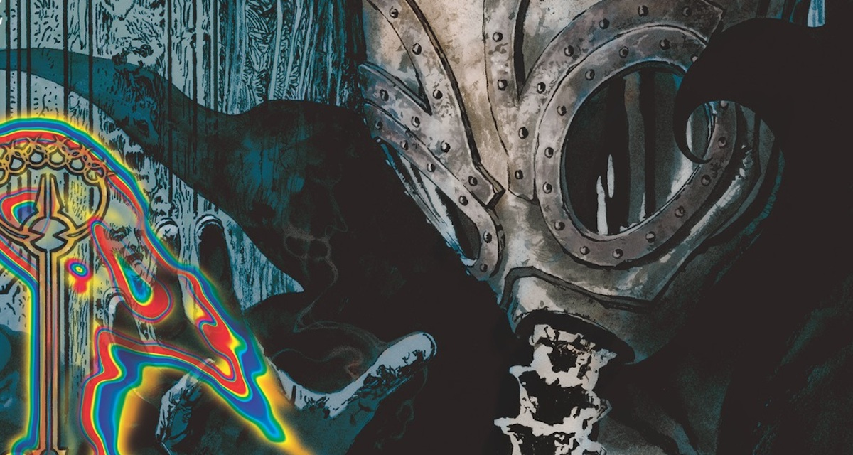 Locke & Key/Sandman Universe – Joe Hill e Gabriel Rodriguez presentano il crossover