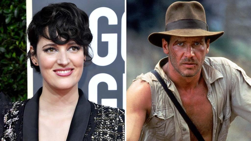 Indiana Jones 5 – Phoebe Waller-Bridge sarà la protagonista femminile accanto a Harrison Ford