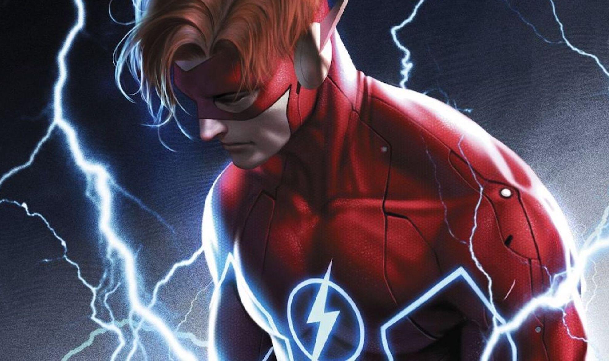 Flash – Jeremy Adams promette meno traumi per Wally West