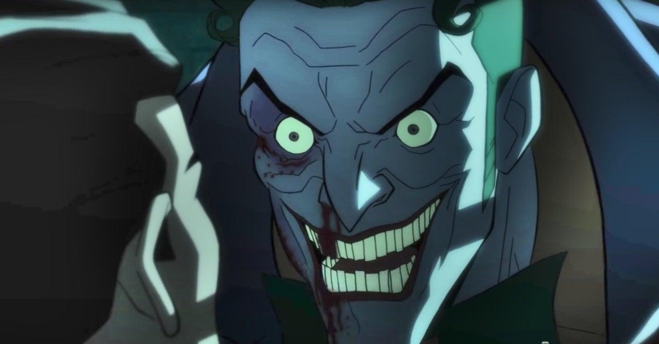 Batman: The Long Halloween – Il primo trailer del nuovo film d'animazione