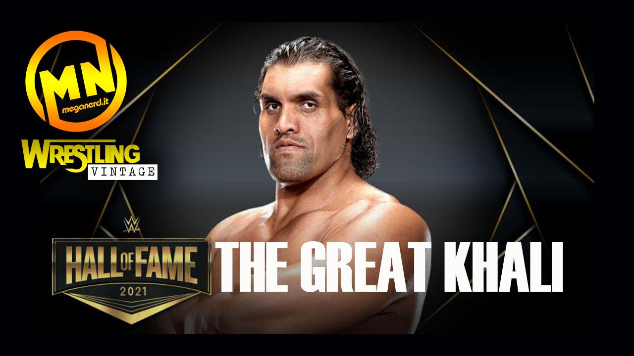 The Great Khali, il gigante della Hall of Fame (no, non è uno scherzo)