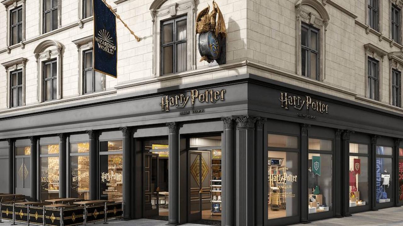 A New York aprirà uno store dedicato al mondo di Harry Potter