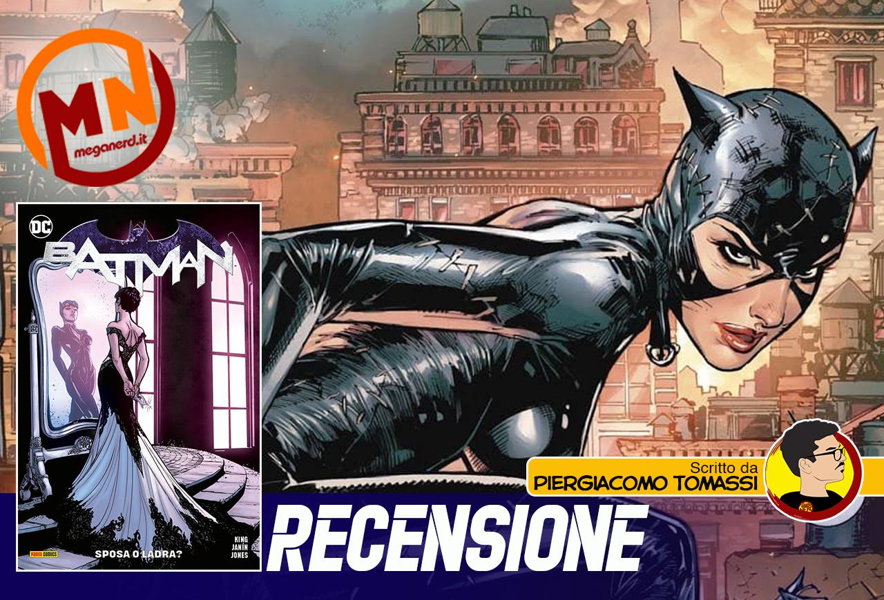 Batman vol.6 – Sposa o Ladra?