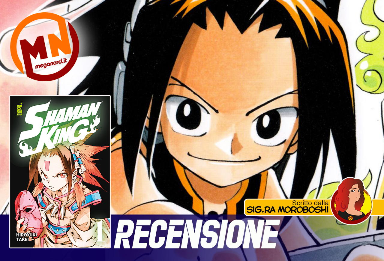 Shaman King – Pronti per lo Shaman Fight?