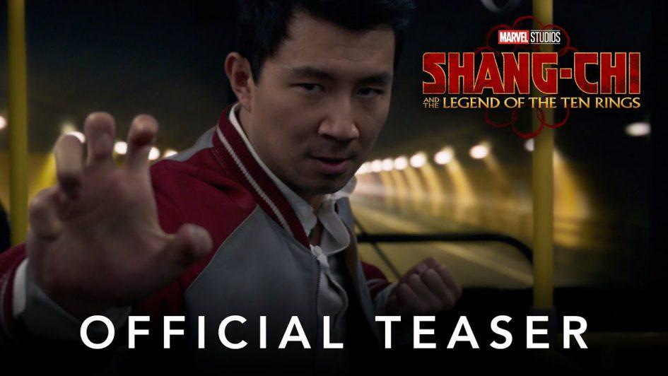 Shang-Chi e la Leggenda dei Dieci Anelli – Trailer italiano del nuovo film Marvel