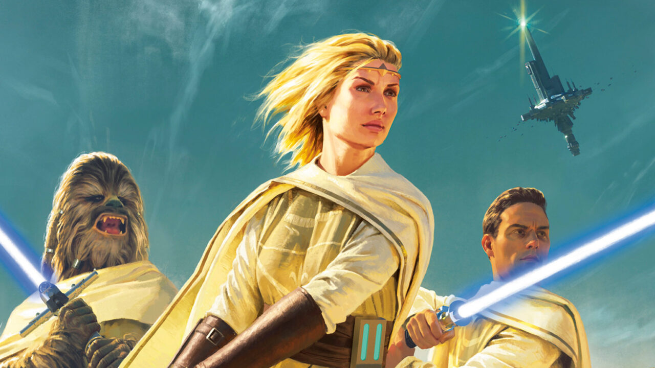 La luce dei Jedi inaugura l'inizio della saga letteraria di Star Wars: L'Alta Repubblica