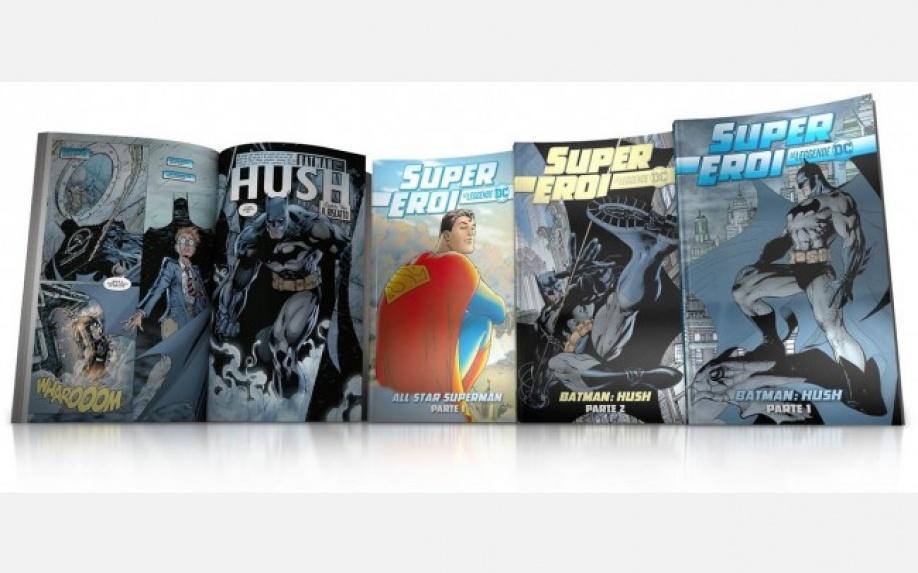 Super-Eroi – Arriva una nuova collana dedicata alle Leggende DC