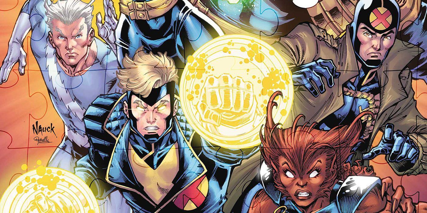 X-Men Legends – Peter David torna a scrivere X-Factor