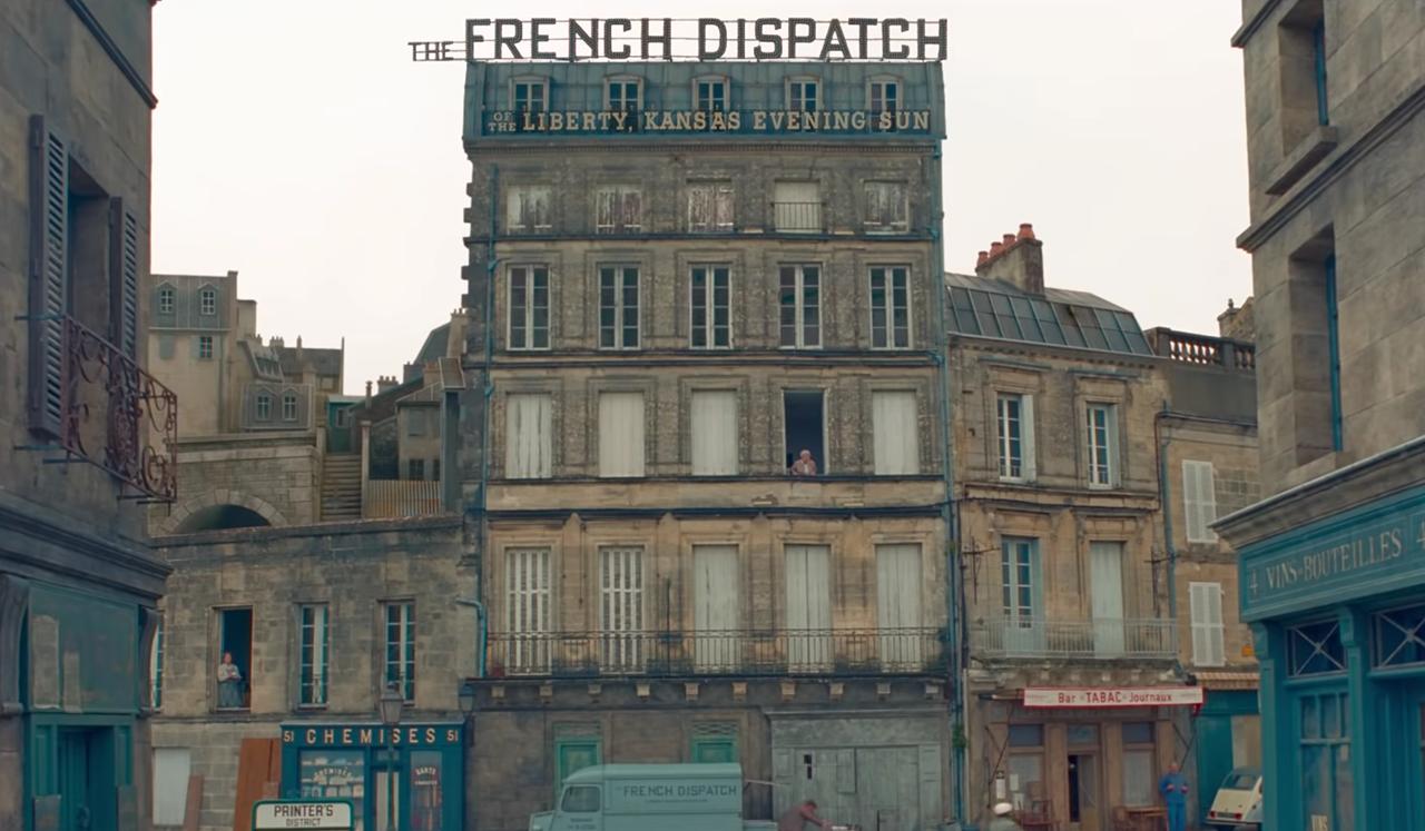 The French Dispatch – Tutto sul nuovo film di Wes Anderson