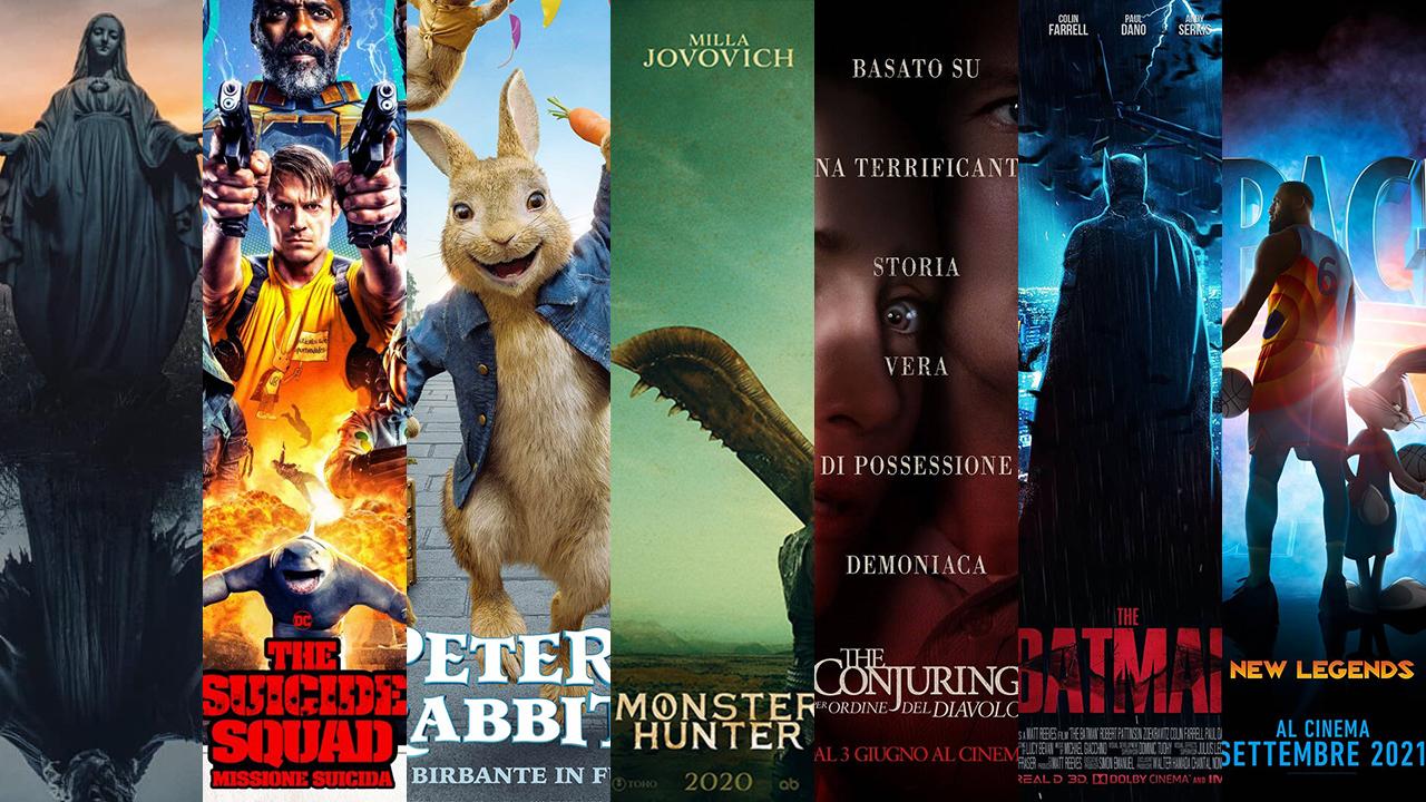 Warner Bros Italia svela i numerosi film in uscita nei prossimi mesi