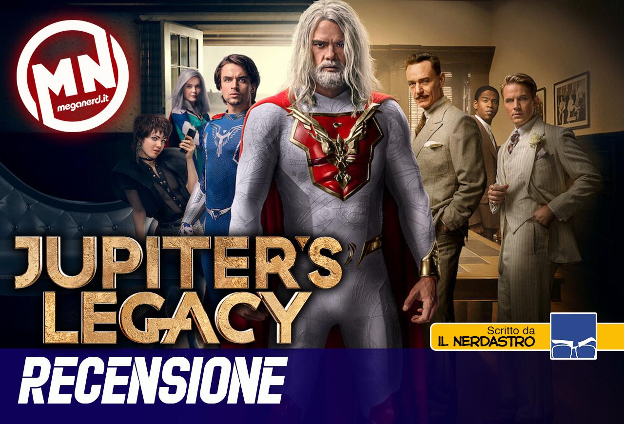 """Jupiter's Legacy – Lo """"strano"""" debutto degli eroi Netflix"""