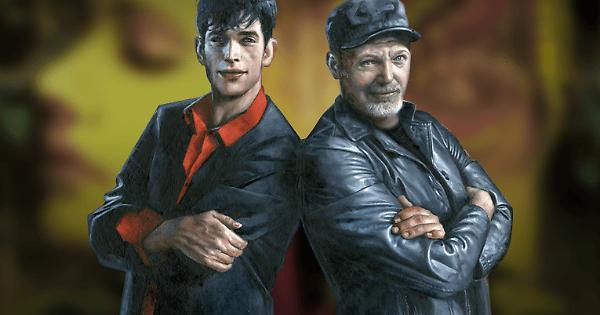 Dylan Dog omaggia Vasco Rossi