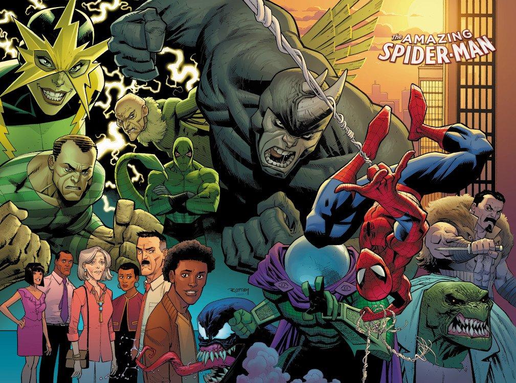 Spider-Man – La run di Spencer si concluderà su Amazing #74