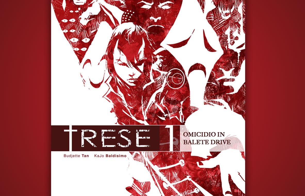 Trese – In arrivo l'anime e il fumetto dell'horror filippino