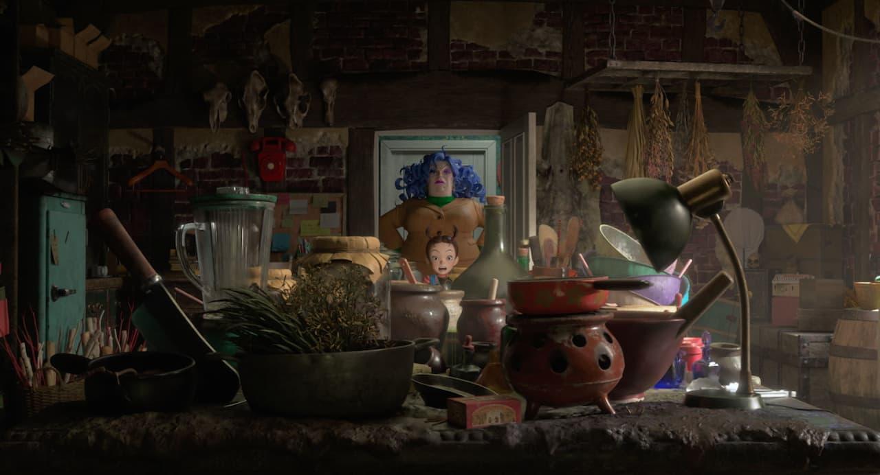 Earwig e la Strega – A luglio il ritorno dello Studio Ghibli
