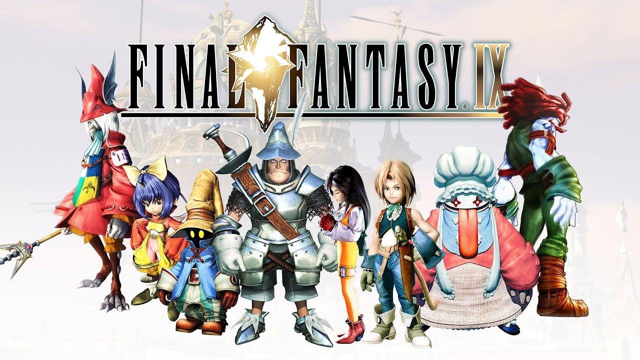 Final Fantasy IX – In arrivo l'anime del videogioco