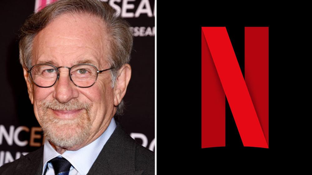 Netflix – Accordo pluriennale con la Amblin di Spielberg