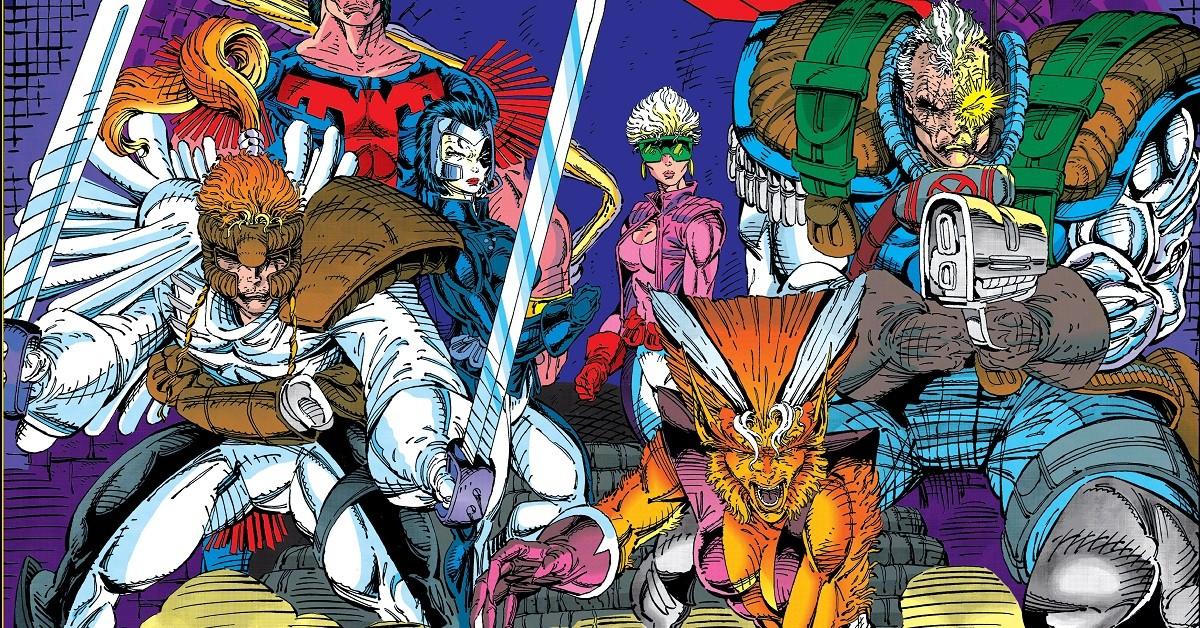 X-Force – Rob Liefeld torna sul team per lo special dei 30 anni